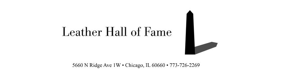 Leather Hall of Fame